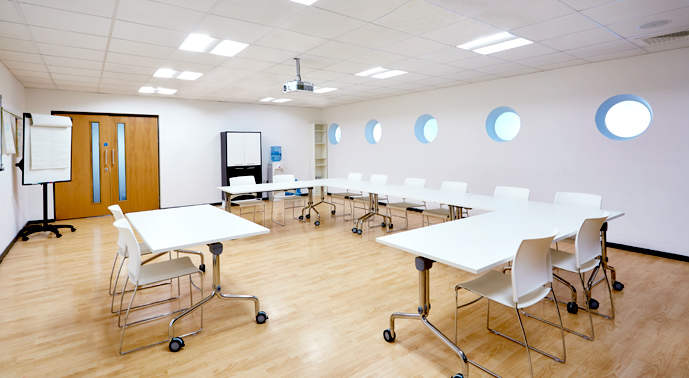 One KX Business Suite Meeting Room