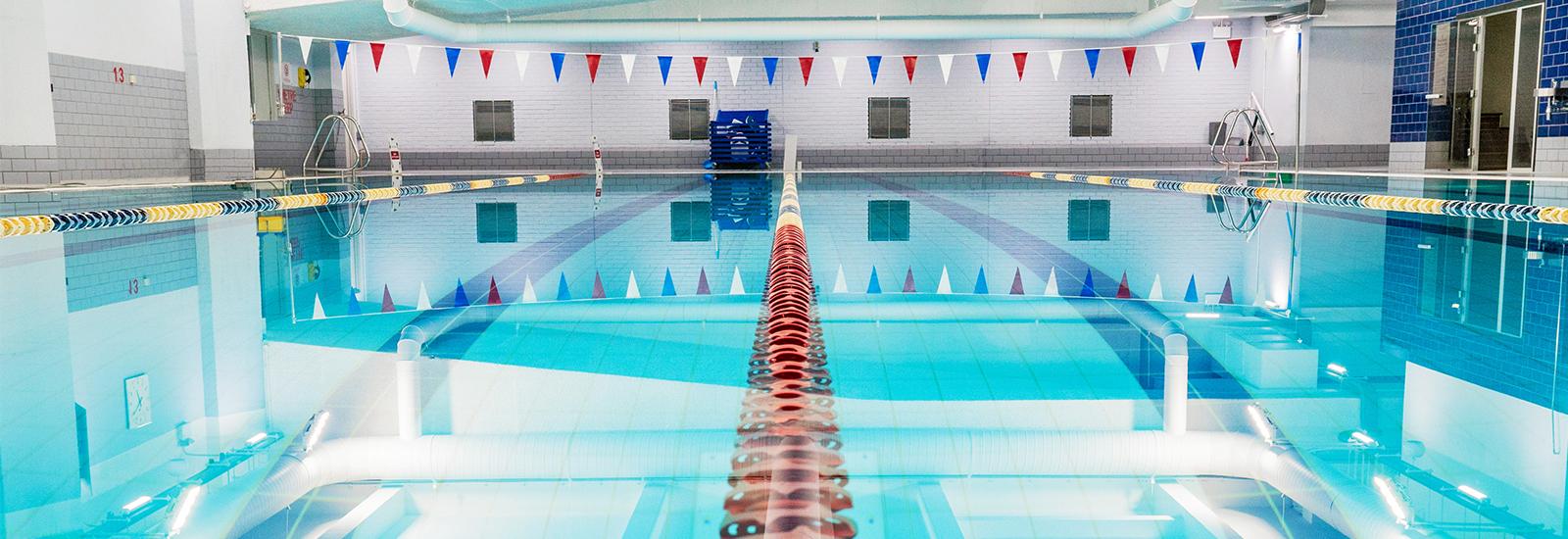 Swimming Pool Lanes YMCA Club London