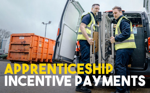 Apprenticeship Incentive Payment