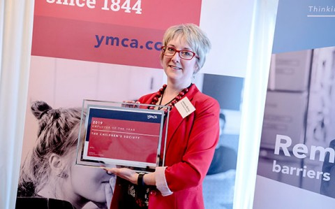 The Children's Society win Employer of the Year Award