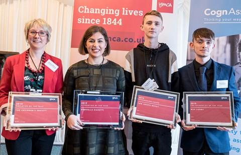 YMCA Annual Apprenticeship Awards Winners