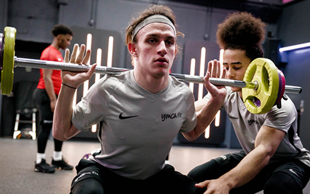Fitness Training Academy, Nike