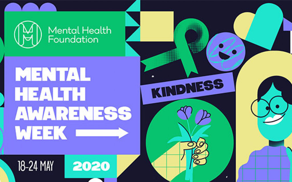 Mental Health Awareness Week 2020 Banner